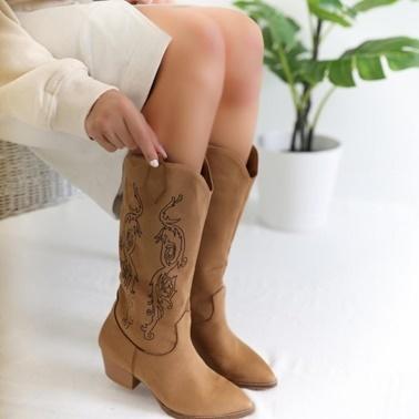 Limoya Çizme Camel